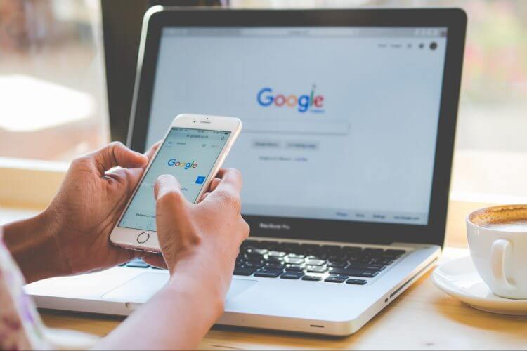 Moteurs de recherche - Google